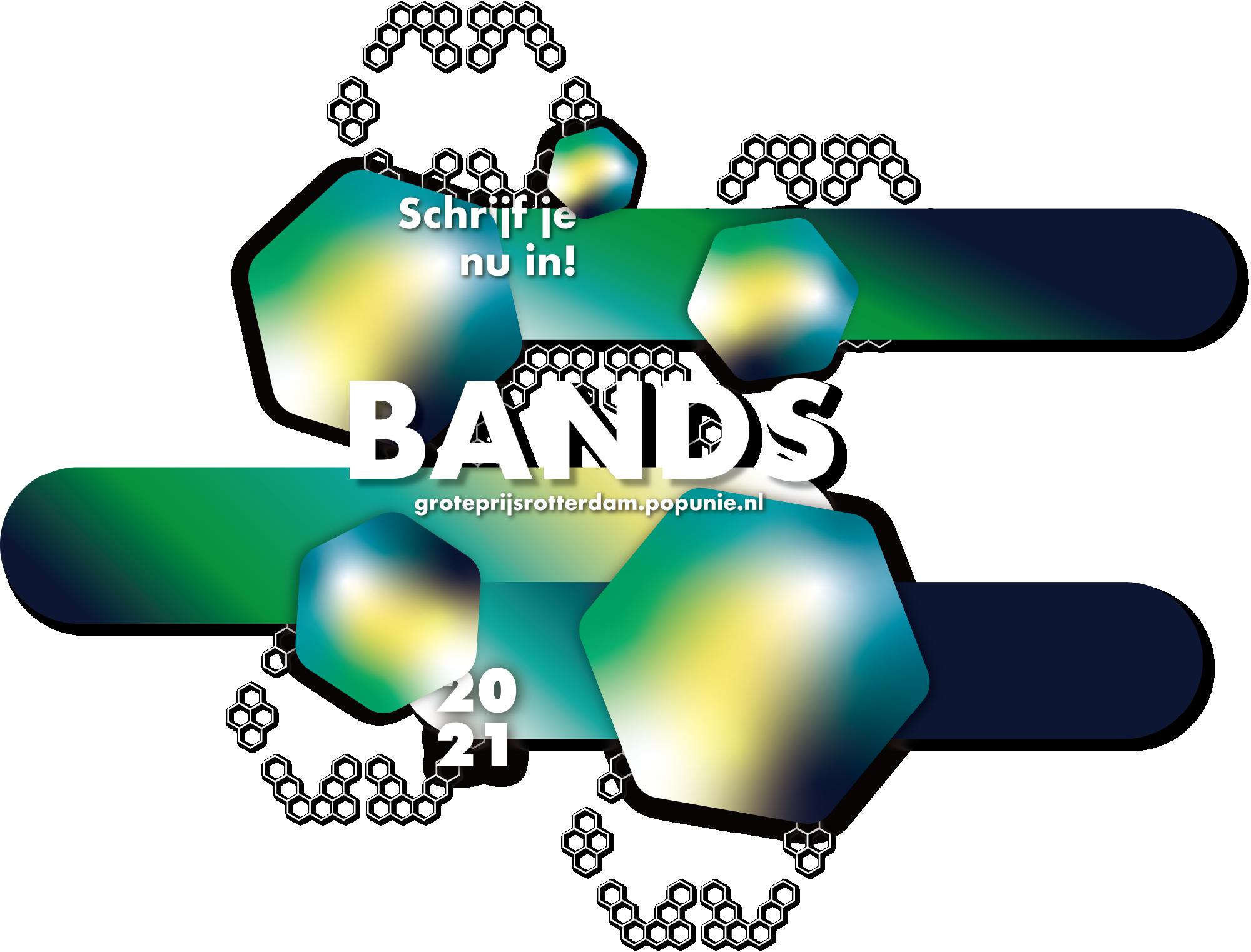 Logo van Sena Grote Prijs van Rotterdam, categorie Bands