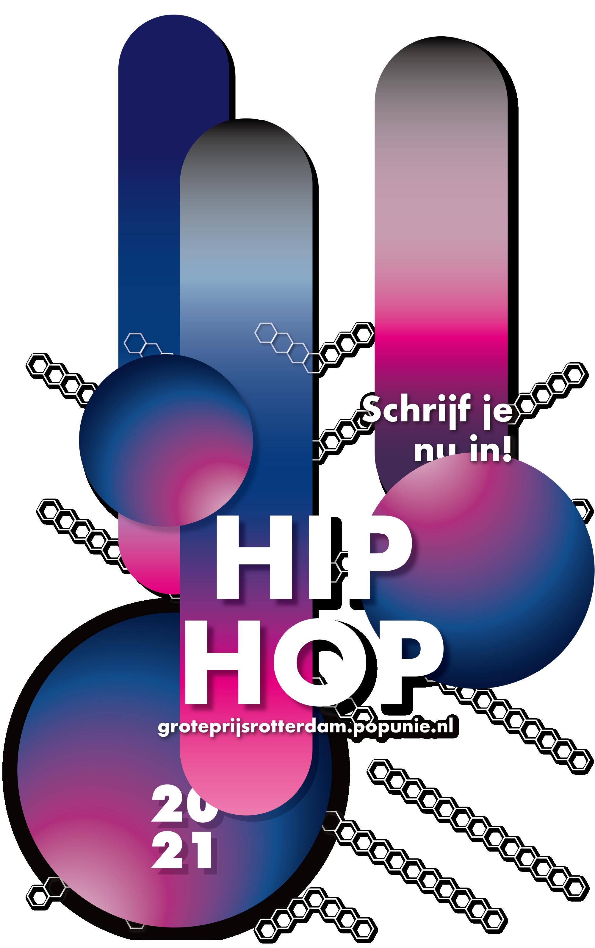 Logo van Sena Grote Prijs van Rotterdam, categorie Hiphop