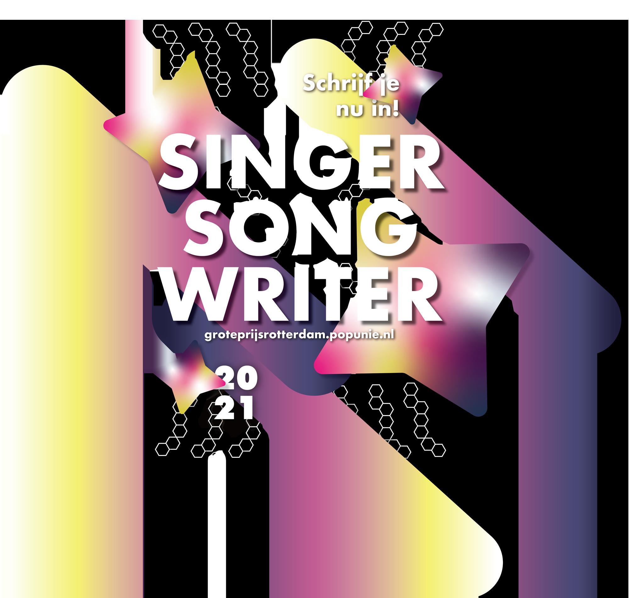 Logo van Sena Grote Prijs van Rotterdam, categorie Singer/songwriter